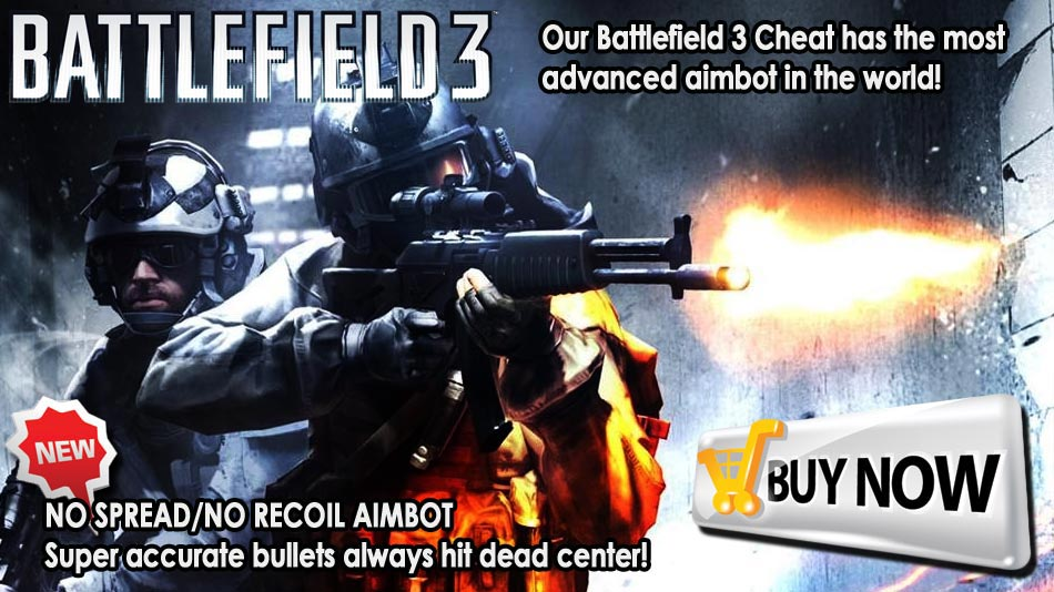 Battlefield 3 Cheat