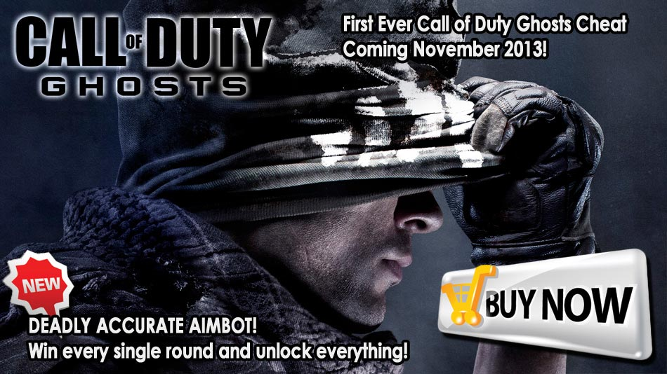Call of Duty Ghosts Cheat