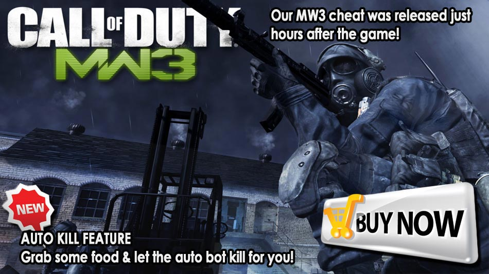MW3 Cheat