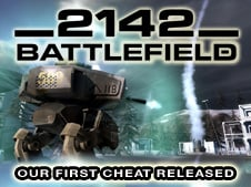 Battlefield 2142 Cheats