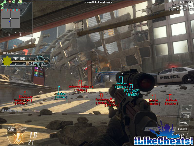 aimbot hack for ps3 black ops 2