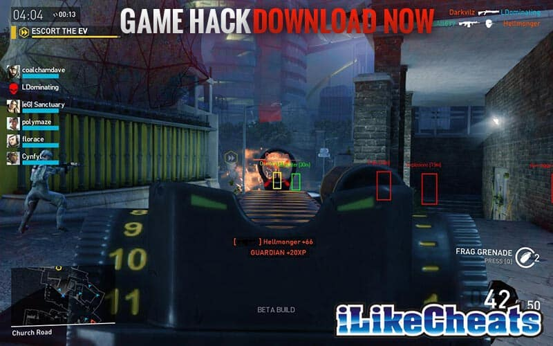 dirty bomb hacks cheats
