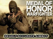 Medal of Honor Warfighter Hacks