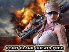 Point Blank Cheats