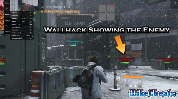 the division wallhack