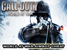 World at War Cheats